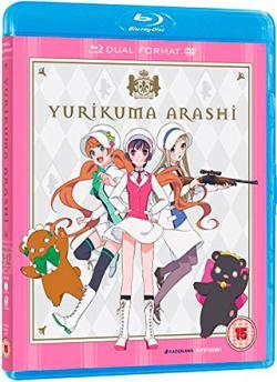 Yurikuma Arashi, Complete Series