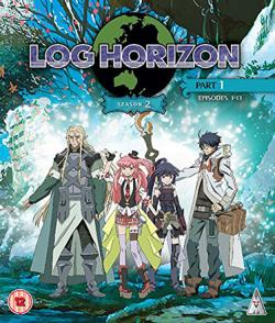Log Horizon, Season 2, Part 1
