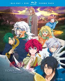 Yona of the Dawn, Part 2