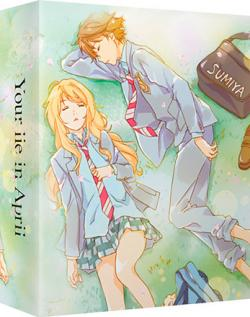 Your Lie in April, Part 1