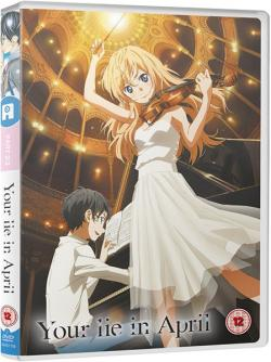 Your Lie in April, Part 2