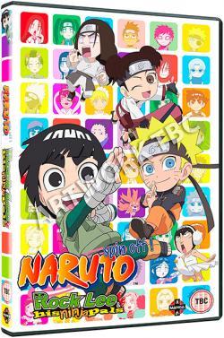 Naruto: Rock Lee and His Ninja Pals