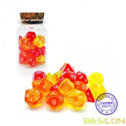 Gem Bottle (21 mini dice)