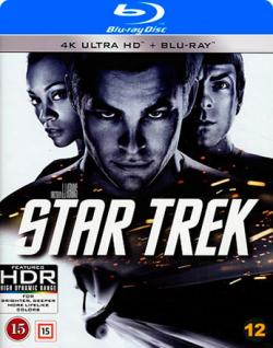 Star Trek (2009, 4K Ultra HD+Blu-ray)
