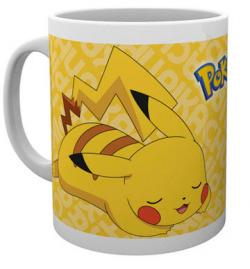 Pokemon Pikachu Rest Mug