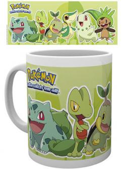 Pokemon Grass Partners Mug