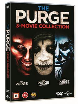 The Purge 1-3