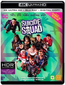Suicide Squad (4K Ultra HD+Blu-ray)