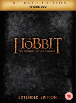 Hobbit, Filmtrilogin, Extended Edition
