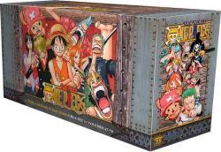One Piece Box Set 3: Thriller Bark + New World, Vol 47-70