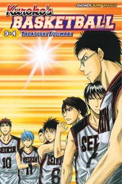 Kuroko's Basketball 2-in-1 Vol 2