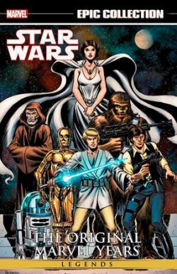 Star Wars Legends Epic Collection: The Original Marvel Years Vol 1