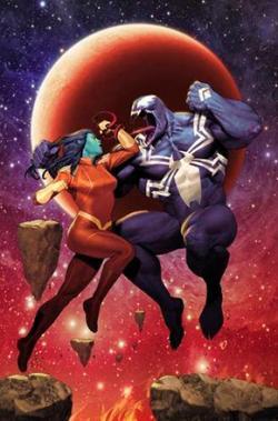 Venom Space Knight Vol 2: Enemies and Allies
