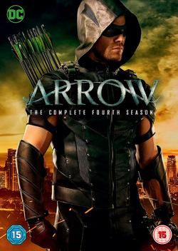 Arrow, The Complete Fourth Season