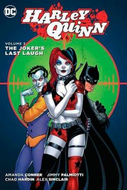 Harley Quinn Vol 5: The Joker's Last Laugh