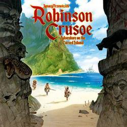 Robinson Crusoe - Adventures on Cursed Island Fourth edition (2016)