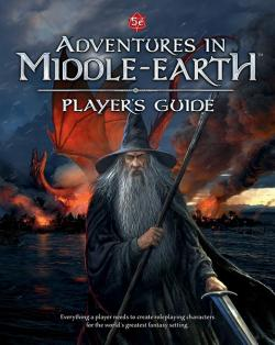 Adventures in Middle-Earth - Player`s Guide