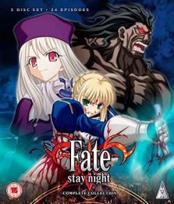 Fate/Stay Night, Complete Collection