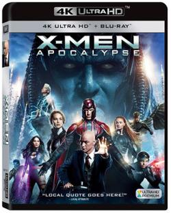 X-Men: Apocalypse (4K Ultra HD+Blu-ray)