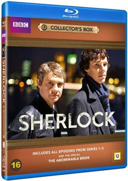 Sherlock, Series 1-3 + The Abominable Bride (BBC, 2010)