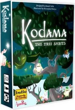 Kodama - The Tree Spirits Second Edition