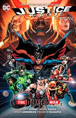 Justice League Vol 8: Darkseid War Part 2