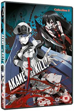 Akame Ga Kill, Collection 2