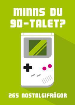 Minns du 90-talet? 265 nostalgifrågor