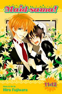 Maid Sama 2-in-1 Vol 6