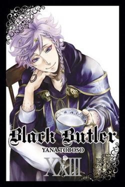 Black Butler Vol 23