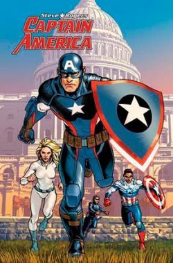 Captain America Steve Rogers Vol 1: Hail Hydra