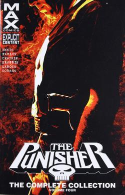 The Punisher Max Complete Collection Vol 4