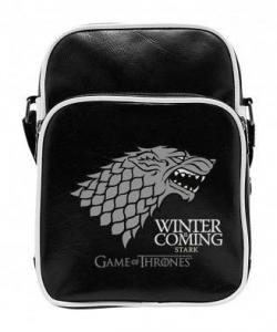 Game Of Thrones Stark Winter is Coming Small Vinyl Bag