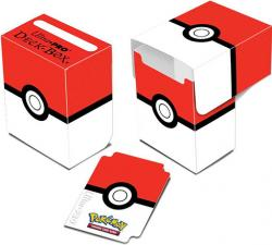 Deck Box Full View Pokeball