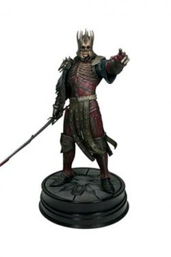 The Witcher 3 Wild Hunt PVC Statue King of the Wild Hunt Eredin