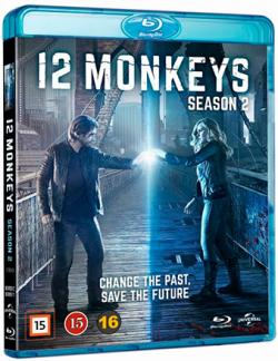 12 Monkeys, Season Two