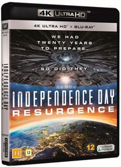 Independence Day 2: Resurgence (4K Ultra HD+Blu-ray)