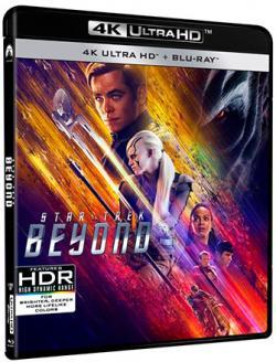 Star Trek: Beyond (4K Ultra HD+Blu-ray)