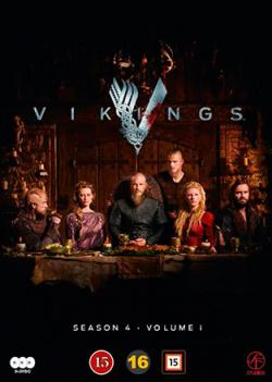 Vikings, säsong 4, volume 1