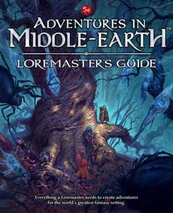 Adventures in Middle-Earth - Loremaster`s Guide