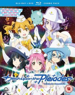Wish Upon the Pleiades, Complete Collection