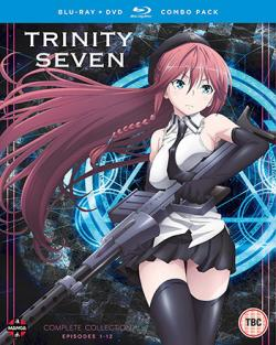 Trinity Seven, Complete Collection