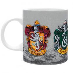 Harry Potter Four Houses 320ml Mug
