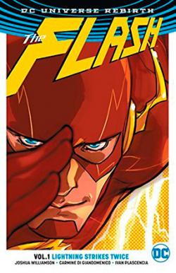 The Flash Rebirth Vol 1: Lightning Strikes Twice