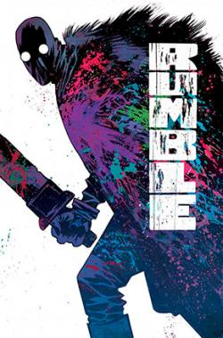 Rumble Vol 3: Immortal Coil
