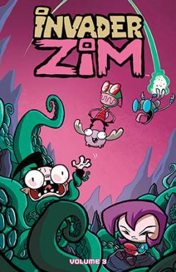Invader Zim Vol 3