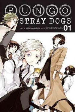 Bungo Stray Dogs Vol 1