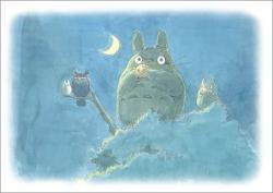Totoro pussel 218, 108 bitar