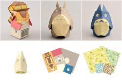 My Neighbor Totoro Origami 3D