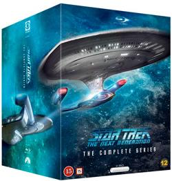 Star Trek the Next Generation Complete Series